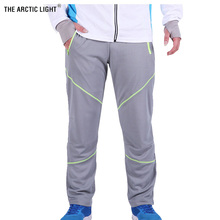 THE ARCTIC LIGHT Summer Pants Fishing Breathable Sunscreen Avoiding Mosquito Men Quick Drying UPF 50+ Fishing Clothing