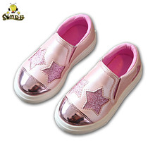 SONDR Children shoes Girls casual Flat silver Pink kids Shoes toddler girls summer fashion trainers boys sneakers