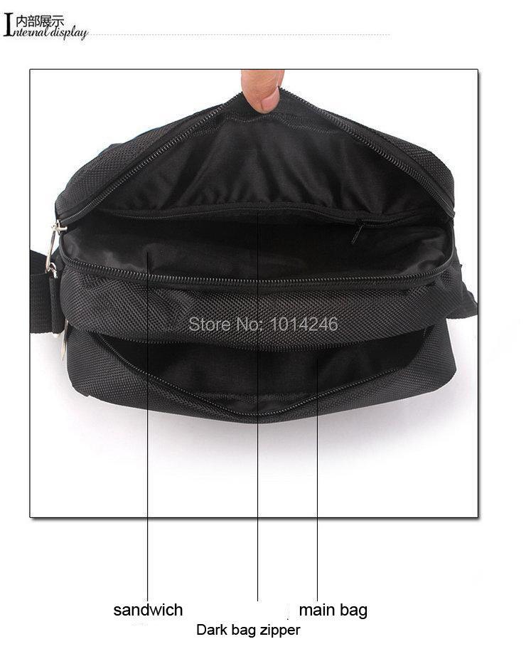sacolas de ombro Material Composição : Oxford