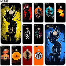 MLLSE Dragon Ball Art Clear Case Cover for Xiaomi Mi Play Pocophone F1 8 A1 A2 Lite 6 6Plus Mix 3 2S Redmi Note 4x 5 6 S2 Hot