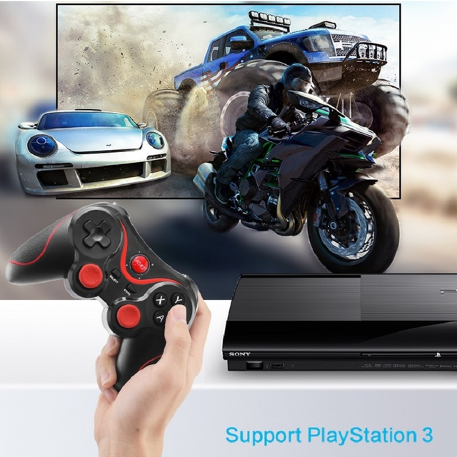 DATA FROG Wireless Game Controller Joystick With OTG For PC Gamepad Universal 3