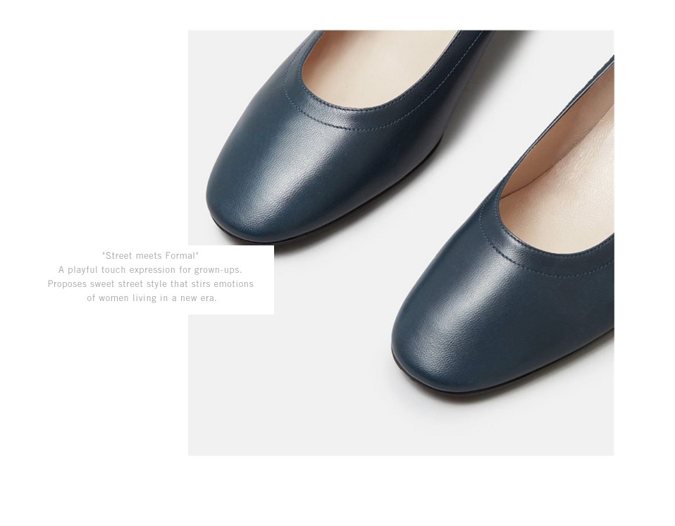 Shoes Women Genuine Leather Fashion Office and Career Rounded Toe 2-inch Block Heel Fashion Office Lady Pumps Size 34-41, K-307 23