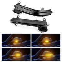2 Pieces Dynamic Rearview Mirror Blinker Turn Signal LED light For BMW F20 F30 F31 F21 F22 F23 F32 F33 F34 X1 E84 1 2 3 4 series