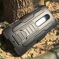 Для Moto X Play Hybird Защитник Броня Зажим для Ремня Подставка Для Крышки Motorola Moto G4 Plus X Стиль G4 Силиконовый Чехол Анти knock Чехол