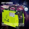 Новый портативный 220/380 v двойной Напряжение IGBT инвертор сварочный аппарат ZX7-250DC 250Amp сварка  сварочные аппараты Железный корпус