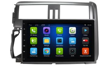 "10.2""Android 6.0 ! Car DVD PC Multimedia DVD Player GPS Navi Stereo Radio Fit Toyota Land Cruiser Prado 150 Series 2010 -12 2013"