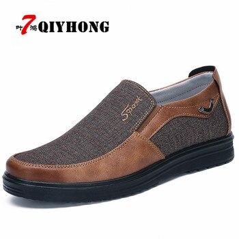 48 Alta Caliente Calidad Venta 38 Parte Moda Transpirable De Tamaño Calzado Hombres Casual Tela Los Superior Malla Hombre Zapatos Slip On Nw8vmn0O