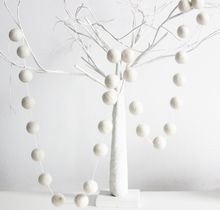2.5M Handmade Macaron Colored Ball Decoration With Balls Baby Kids Tent Room Decor Accessory Wall Hanging