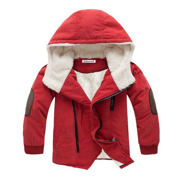Blue Winter Boys Jacket For Kids 2