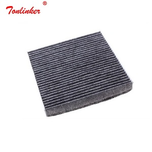 Image 2 - Car Cabin Air Filter 80292 TF0 G01 Fit For Honda CITY1.4 1.5 Model 2009 Today CR Z 1.5 FIT1.2 1.3 Filter Car Accessoris