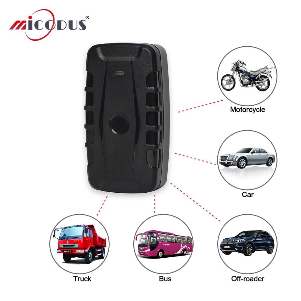 GPS Tracker Vehicle-Tracking-Device LK209B Battery Magnetic Waterproof 10000mah Car GSM