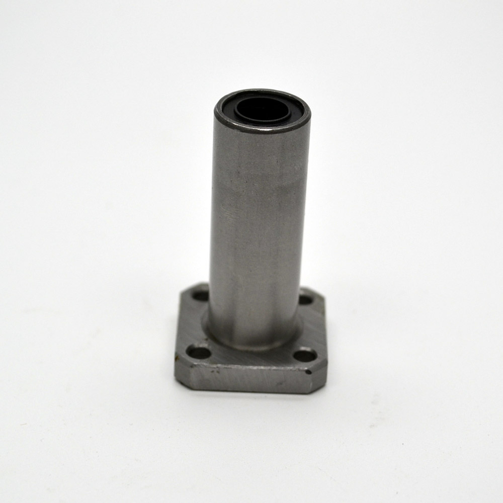 LMK10LUU 10mm long type flange bearing linear bush 3d priter xyz cnc parts For 10mm Linear Shaft 1pc scv40 scv40uu sc40vuu 40mm linear bearing bush bushing sc40vuu with lm40uu bearing inside for cnc