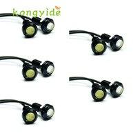 10X 9W LED DRL Eagle Eye Car Daytime Reverse Backup Parking Signal Lamp Luz Ligero New