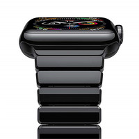 Classic Men's Stainless Steel Wrist Band For Apple Watch 4/3/2/1 High end Business Metal Strap For IWatch Series 44/42/40/38mm