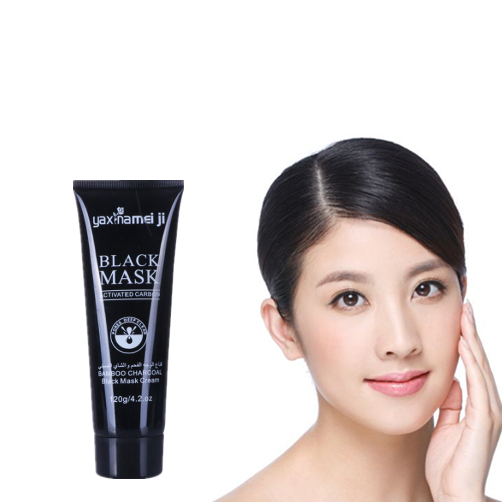 DISAAR Bamboo Charcoal Face Mask Anti-aging Moisturizing Algae Mineral Mask Blackheads Remover Face Masks Eye Patches Skin Care