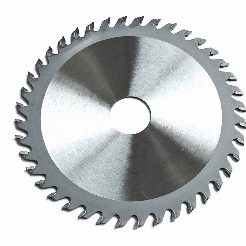Free Shipping Of 1PC 125*22.23*40T Tct Saw Blade Wood Cutting Blades Cutting Disc Decoration Quality Grade DIY  Home Using