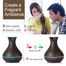 Aroma Essential Ultrasonic Air Humidifier