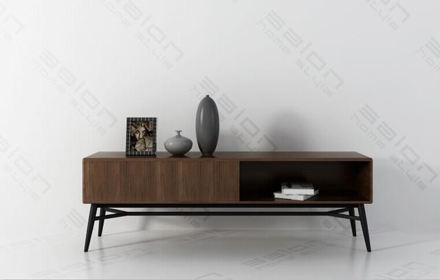 Ikea Mosjo Tv Meubel.Fernseh Sideboard Ikea