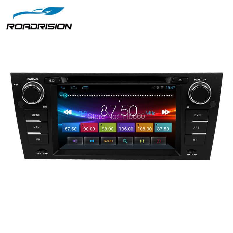Roadrision Автомобильный DVD плеер для BMW E90 E91 E92 E93 Android 6,0 Wi-Fi gps навигации Canbus Bluetooth Авто Радио стерео, головное устройство