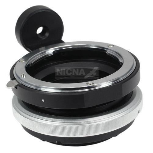 Adaptador de lente de Inclinación AI-NEX anillo con montaje para f AI para NEX 5 T 5R F3 3N NEX-6 NEX7 EA50 FS700 A7 A7R A7s A7II A5100 A6000 cámara