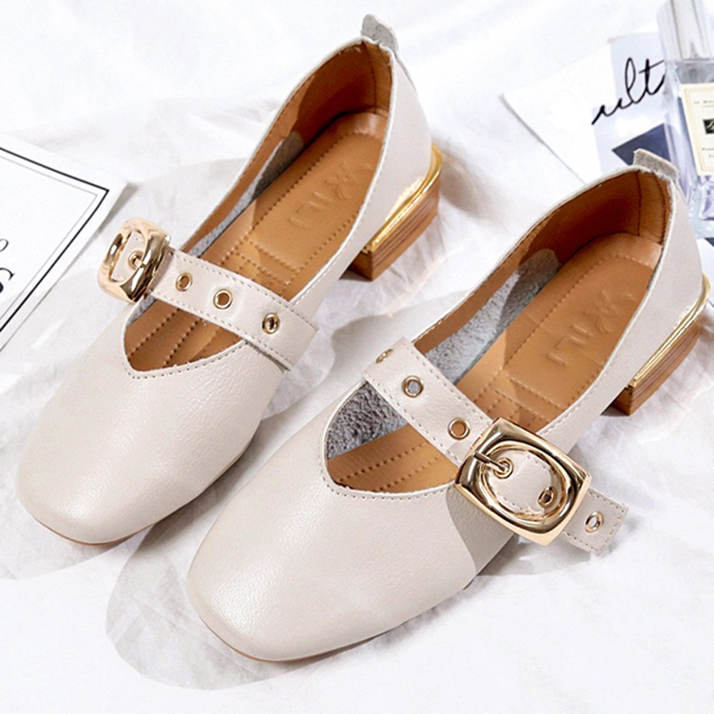 2018 Fashion Women British flat shoes square shallow mouth toe flat heel boat shoes ladle shoes single shoes air pneumatic straight bulkhead union 10mm 8mm 6mm 4mm 12mm od hose tube one touch push into gas connector brass quick fitting