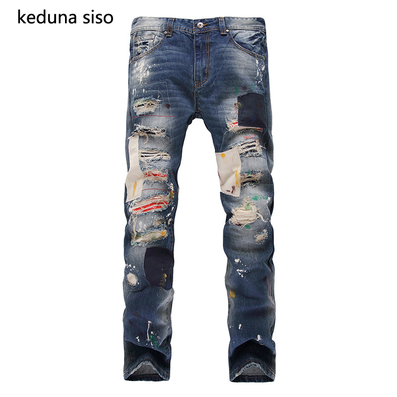 online buy wholesale mens patch jeans from china mens patch jeans wholesalers. Black Bedroom Furniture Sets. Home Design Ideas