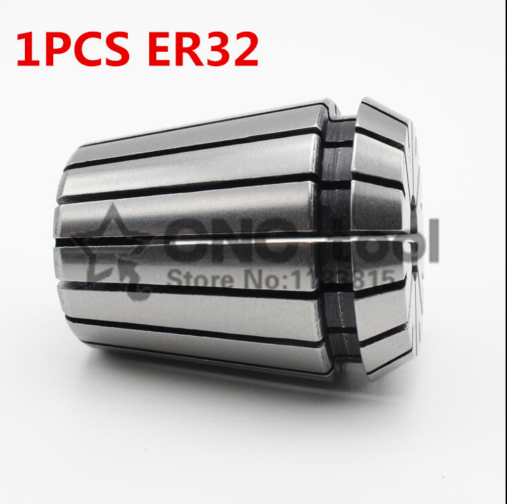 New 1PCS ER 32 ER32 over size Spring collet clamping tool drill chuck arbors for CNC milling lathe tool/milling cutter(China)