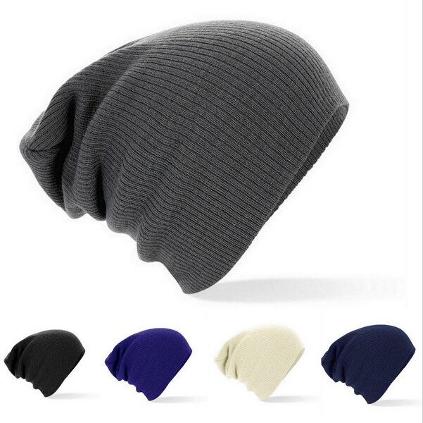 New Winter Beanies Solid Color Hat Unisex Plain Warm Soft Beanie Skull Knit Cap Hats Knitted Touca Gorro Caps new winter beanies solid color hat unisex warm grid outdoor beanie knitted cap hats knitted gorro caps for men women