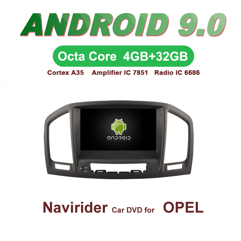 OTOJETA Car GPS Android 9.0 Radio FOR OPEL INSIGNIA 2008-2011 Navigation integrated stereo Capacitive screen Support Mirror LinkOTOJETA Car GPS Android 9.0 Radio FOR OPEL INSIGNIA 2008-2011 Navigation integrated stereo Capacitive screen Support Mirror Link