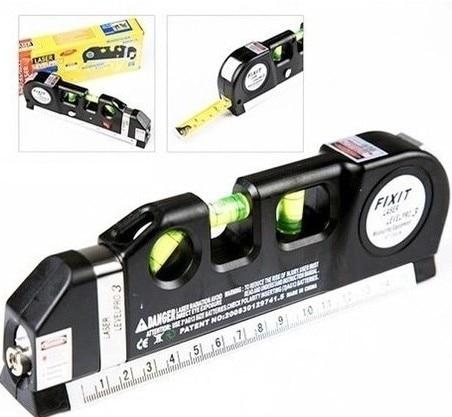 Универсальный лазерный уровень LV03 Aligner Horizon Вертикальный рулеткой Линейка инструментов Новинка, Бесплатная доставка