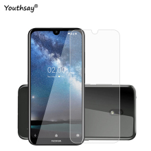 2PCS Glass For Nokia 2.2  Screen Protector Tempered Phone Film Youthsay