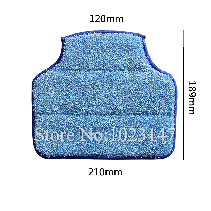 1 set Robot Vacuum Cleaner Parts Microfiber Cleaning Cloth Mop for Neato botvac 70E 75 80 85 D80 filter robot vacuum cleaner replacement parts for neato botvac 70e 75 80 85 y05 c05