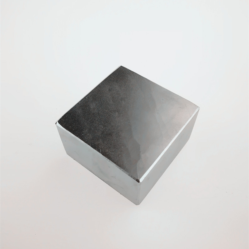 1 unids N52 de 50x50x50x30mm Super fuerte de alta calidad imanes de tierras raras imán de neodimio de 50*50*30mm, 50x50x50x30mm - 2