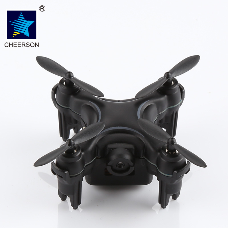 CX10WD CX-10WD-TX Mini Wifi FPV High Hold Mode 0.3MP Camera Phone Control RC Quadcopter RTF cheerson cx 10wd cx10wd mini wifi fpv with high hold mode 2 4g 6 axis phone wifi control mode rc quadcopter rtf fun toys drone