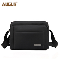 AUGUR Casual Men Messenger Bag Designer Handbags High Quality Oxford Waterproof Man Shoulder Bag Luxury Brand