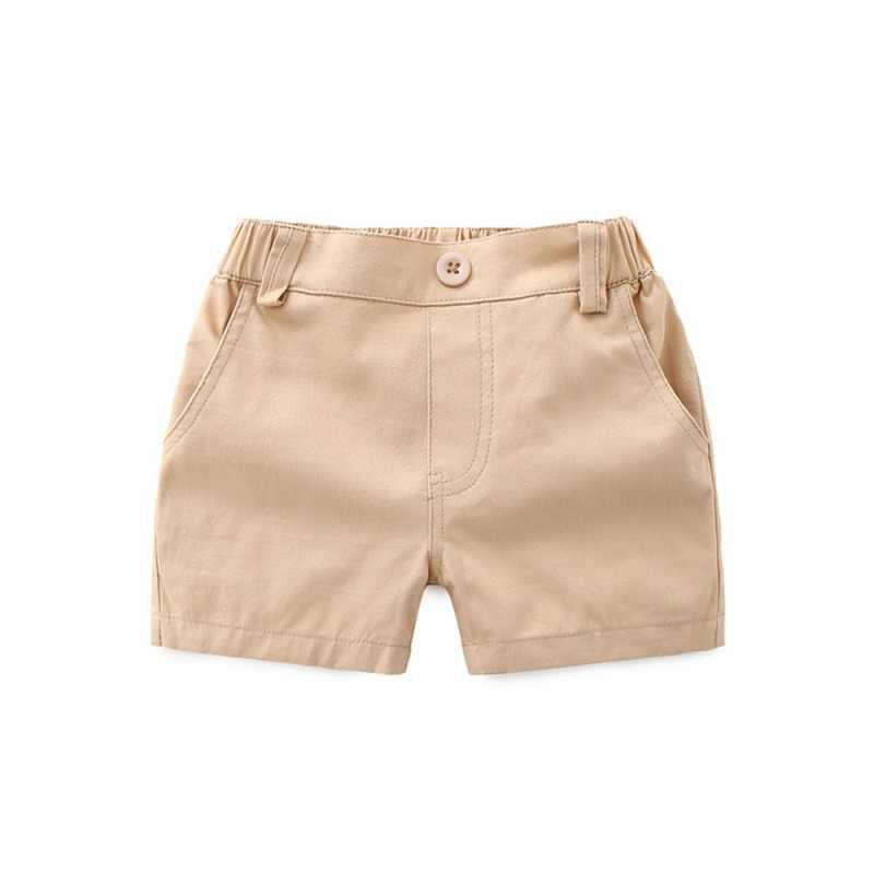 Yenidoğan bebek giyim setleri yaz erkek bebek tulum setleri bebek erkek t-shirt + rahat şort pantolon kıyafetler setleri eşofman