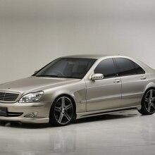 22 шт./лот, ксенон, белый/голубой, Canbus, посылка, комплект, светодиодный, внутреннее освещение для Mercedes Benz S Class W220 1998-2005