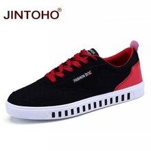 Кроссовки JINTOHO мужские кожаные, Повседневная модная брендовая обувь, дешевые