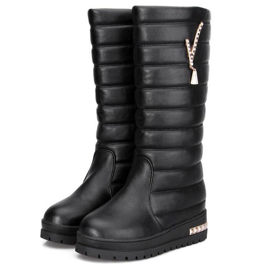 Online Get Cheap Women Waterproof Snow Boots -Aliexpress.com ...