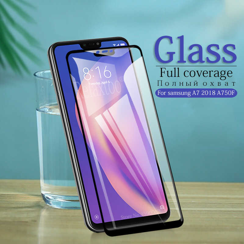 Tempered Glass Di untuk Xiao Mi Mi 8 Lite Pelindung Layar Siao Mi Siao 8 Mi 8 Light 8 Lite Mi 8 Lite Tempered Glas Safety Film