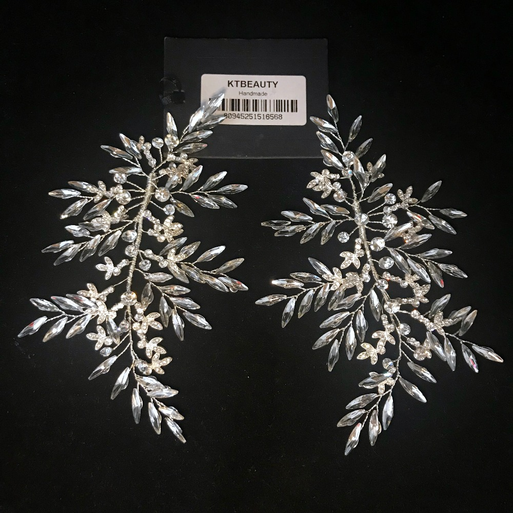 ใหม่หรูหราคริสตัล Headpiece Handmade Tiara ขนาดใหญ่ที่กำหนดเอง Rhinestones Royal Queen เจ้าหญิงพรรคประกวดมงกุฎ Bridesmaids-ใน เครื่องประดับผม จาก อัญมณีและเครื่องประดับ บน AliExpress - 11.11_สิบเอ็ด สิบเอ็ดวันคนโสด 1