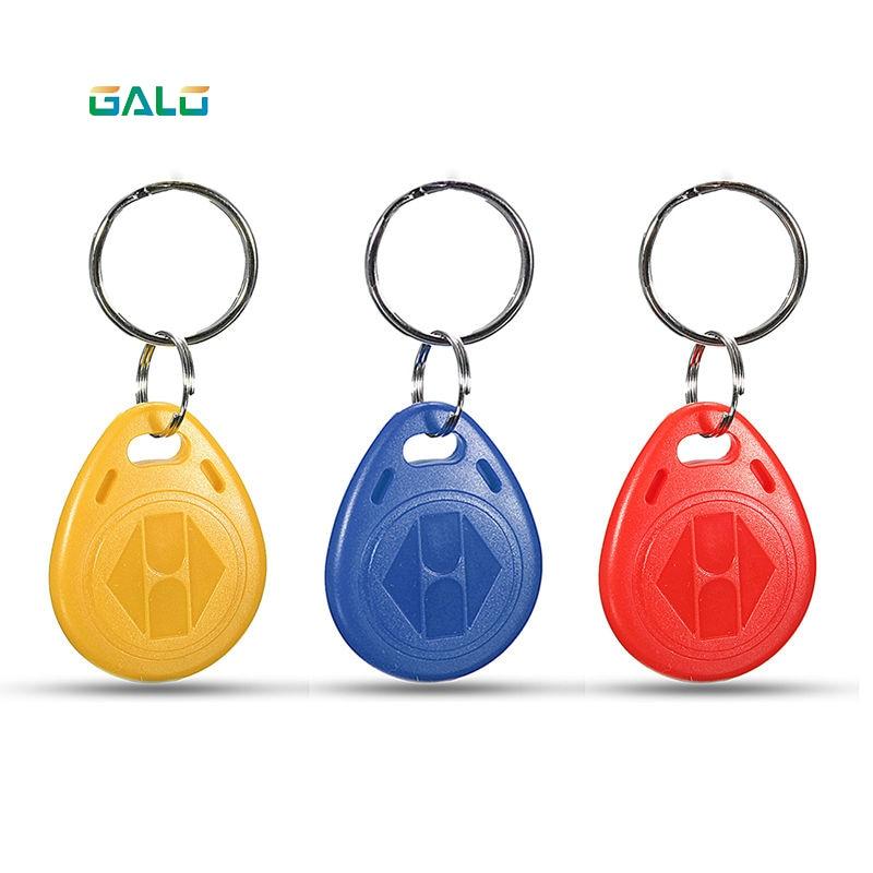 galo 30pcs 125Khz EM4100 chip Tags ID Card Key Access Card for RFID reader keypad access control system wholesale rs232 output format 125khz em4100 rfid proximity reader id card reader rs232 prot 9600 5 key tags