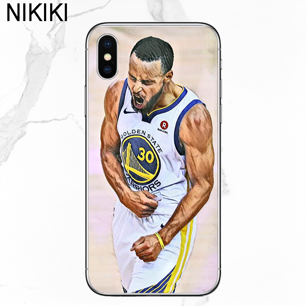 coque iphone x stephen curry