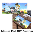FFFAS Big DIY Custom Mouse Pad Mat Large MousePad Customized Game Gamer Gaming Anime Sexy Keyboard Cushion for PC Latop Notebook