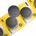 10 Unids/lote pila de Botón CR2016 LM2016 DL2016 BR2016 KCR2016 CR-2016 Batería de La Moneda, Cosmosnewland batería