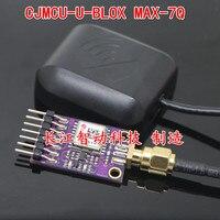 MAX-7Q CJMCU-U-BLOX ultra low power independent GPS/GNSS позиционирования модуль 10 Гц новая ставка