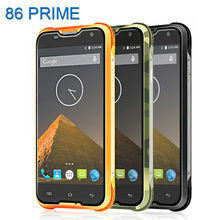 Original Blackview MTK6735P BV5000 Android 5.1 Teléfono Móvil 4G Smartphone Quad Core 2 GB + 16 GB Del Teléfono Celular 8MP 4780 mAh Impermeable