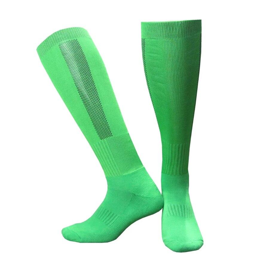 Women Men Soccer Socks Thicken Breathable Basketball Football Socks Sports Running Cycling Hiking Sock Leg Support Stretch Sox