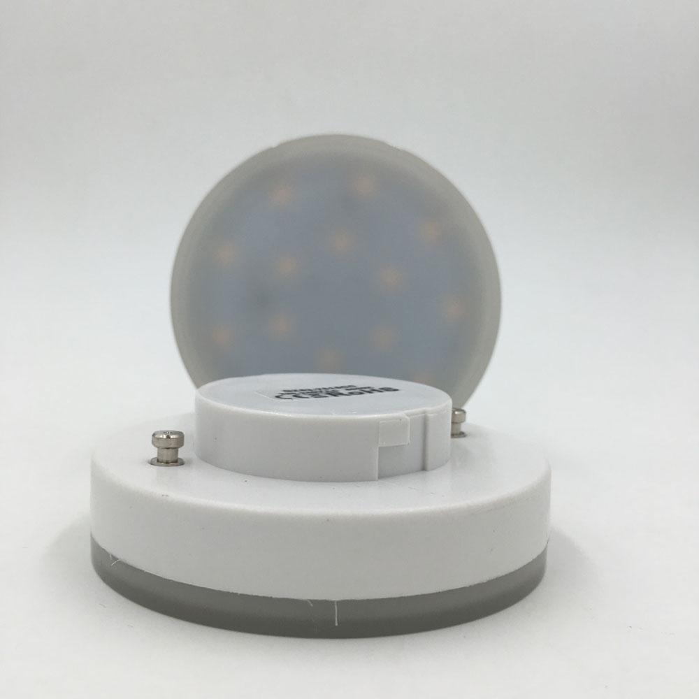 Lâmpadas Led e Tubos frete grátis lâmpada led gx53 Temperatura de Cor : Branca Fria(5500-7000k)