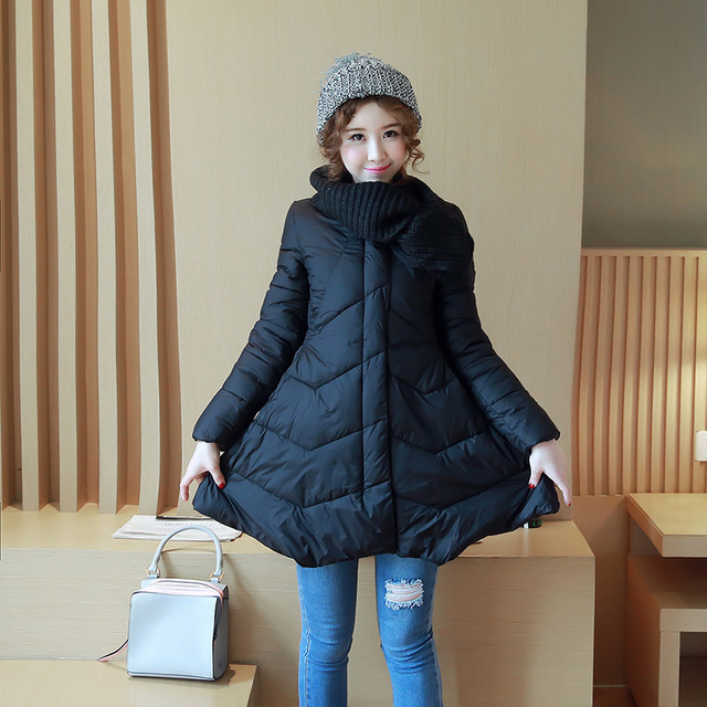 New fashion Autumn/winter Maternity down jacket Maternity down Jacket Pregnant clothing Women outerwear parkas warm clothing
